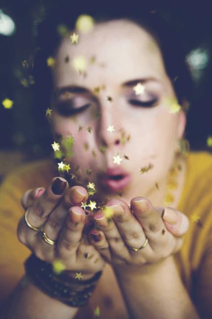 sparkle blow